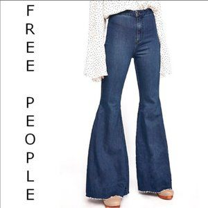 Free People Just Float On Flares NWOT